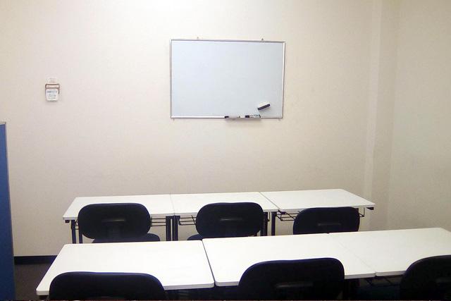 夙川校 教室