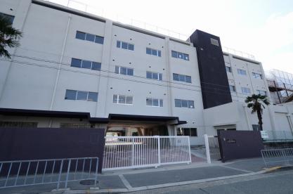 北豊島中学校 池田